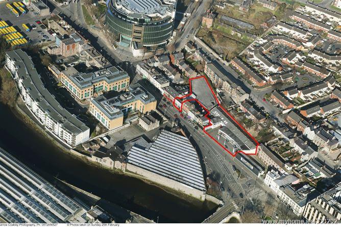 Main image for Westbrook Motors Site, Parkgate Street, South City Centre - D8,   Dublin 8