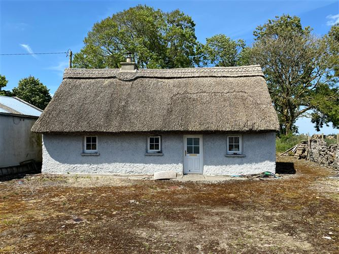 Main image for The Thatch, Ballagh, Menlough, Ballinasloe, Galway