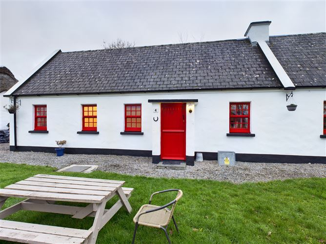 Main image for 4 The Thatched Cottages, Puckane, Nenagh, Tipperary