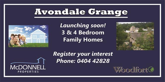 Main image for Avondale Grange, Rathdrum, Wicklow