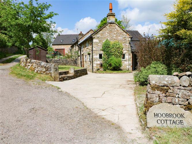 Main image for Hoobrook Cottage, BUTTERTON, United Kingdom