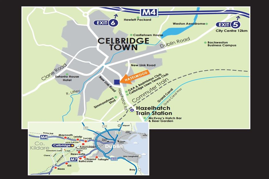 Hazelwood, Hazelhatch Road, Celbridge, Kildare