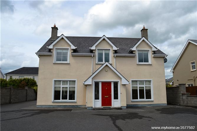 34 Tegan Court, Screggan, Tullamore, Co Offaly - €255,000