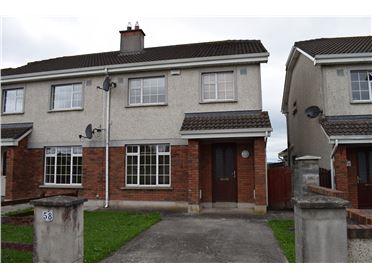 Photo of 58 Dolmen Gardens, Hacketstown Road, Carlow Town, Carlow