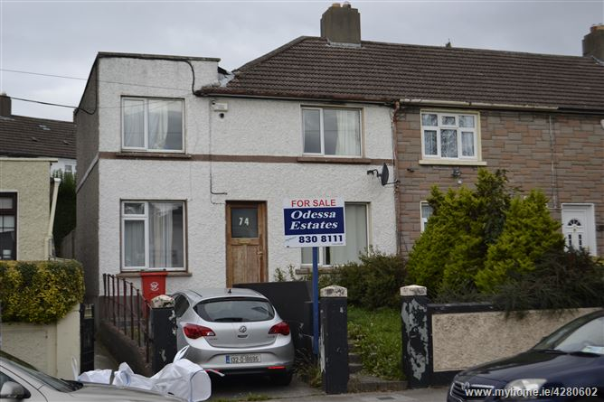 74 Faussagh Road, Cabra, Dublin 7