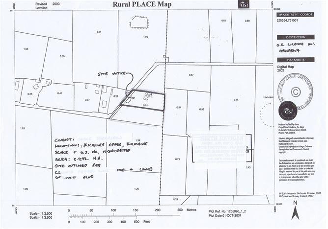 Main image for Kilquire Upper, Kilmaine, Co Mayo, Kilmaine, Mayo