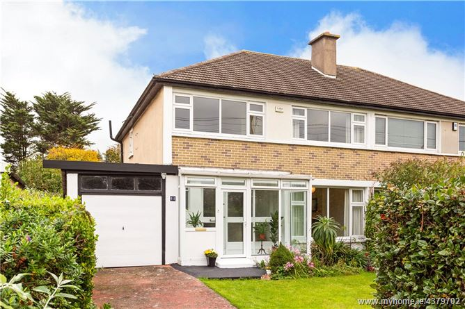 Main image for 62 Thomastown Road, Glenageary, Co. Dublin
