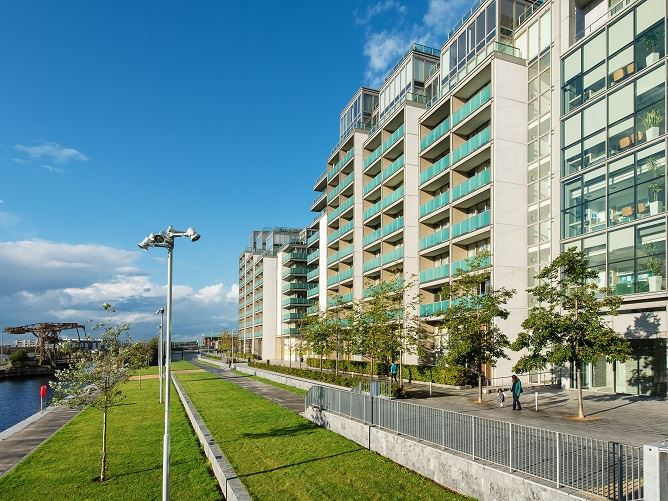Main image for Hill of Down, Spencer Dock, IFSC, Dublin 1