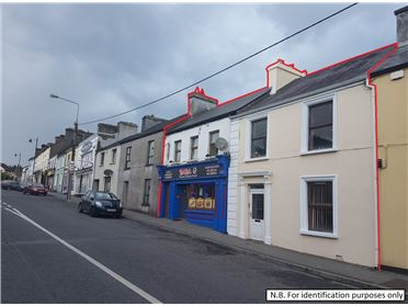 Main image of Properties comprised within Folios RN17562F and RN5939, Barrack Street, Ballaghadereen, Co. Roscommon