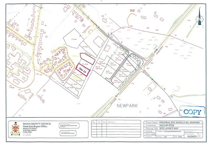 Main image for Swinford Industrial Park, Kilkelly Road, Swinford, Mayo
