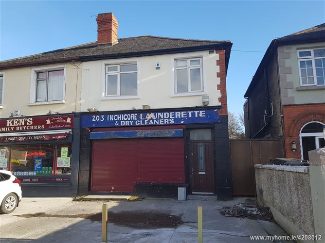 Main image of 203 Tyrconnell Road, Inchicore, Dublin 8