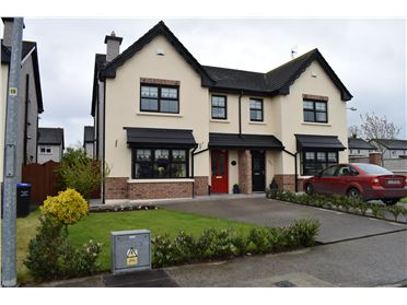 Main image of 126 Crossneen Manor, Leighlin Road, Carlow Town, Carlow