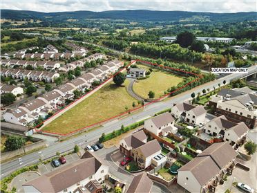Photo of Residential Development Site c. 1.7 Acres/ 0.68 HA., Stocking Lane, Rathfarnham, Dublin 16