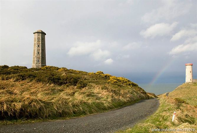 Main image for Wicklow Head Lighthouse,Dunbur Head, Co Wicklow