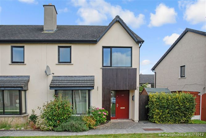 45 Brookhurst, Castle Oaks, Carlow Town, Co. Carlow