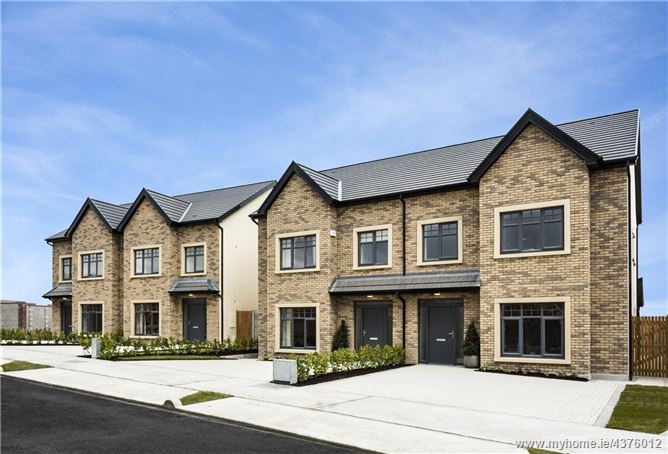 Main image for Four Bed Semi-Detached - B, 4 The Crescent, Broadmeadow Vale, Ratoath, Co Meath
