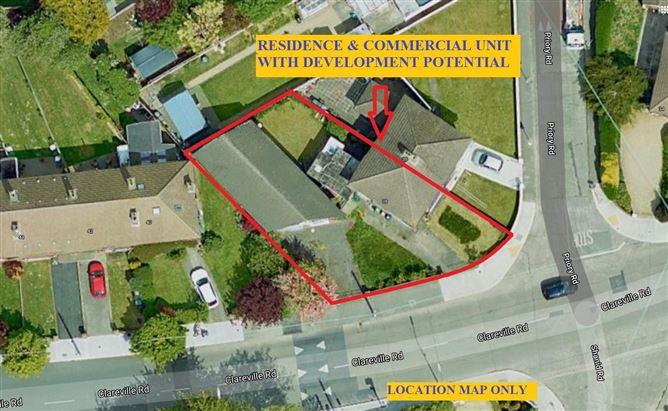 Main image for 38 Clareville Road & Commercial Unit C.152 Sq.M,, Harold's Cross, Dublin 6W