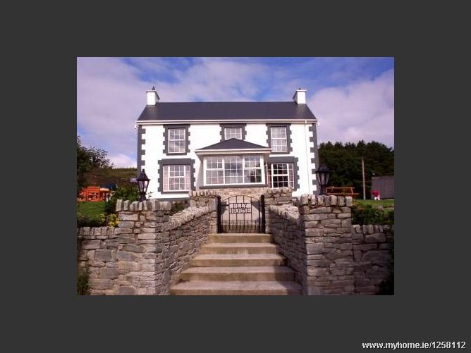 Elly House - Rathmullan, Donegal