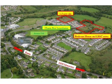 Main image of Cluain Ros Leamhainn, Tulla Road, Ennis, Clare