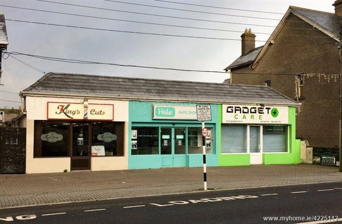 3 Retail Units, Moorefield Road