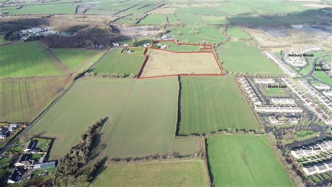 16 Acres at Muiniagh, Ballycowan, Tullamore, Offaly