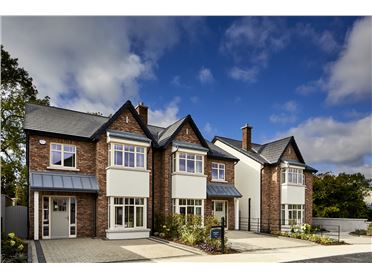 Photo of Furness Wood, Johnstown, Naas, Kildare - 4 bedroom semi-detached (Type D1)