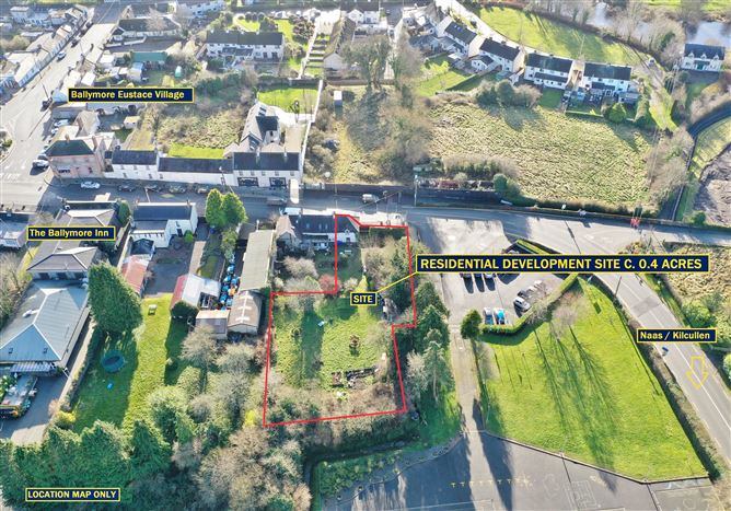 Residential Development Site c.0.4 acre, Ballymore Eustace, Kildare