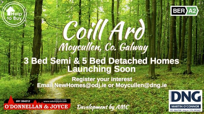 Main image for Bun Na Coille - Coill Ard, Mountain Road, Moycullen, Galway