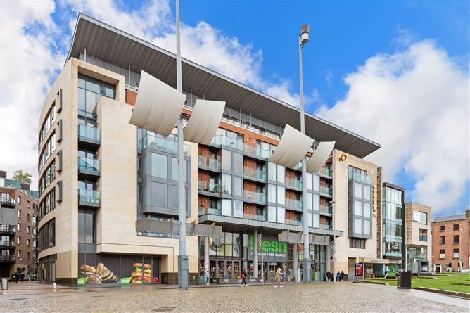 Main image for Apartment 12, Block F, Smithfield Market, Smithfield, Dublin 7