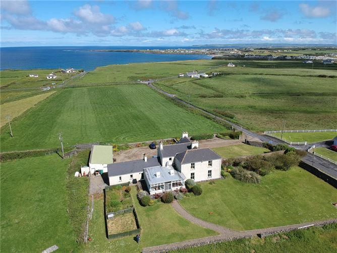 Main image for Berry Lodge Country House,Annagh,Spanish Point,Co Clare,V95 X773