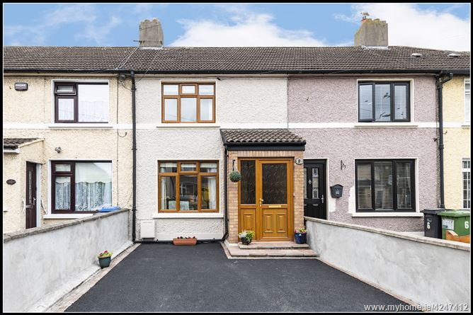 8 Shelmalier Road, East Wall, Dublin 3