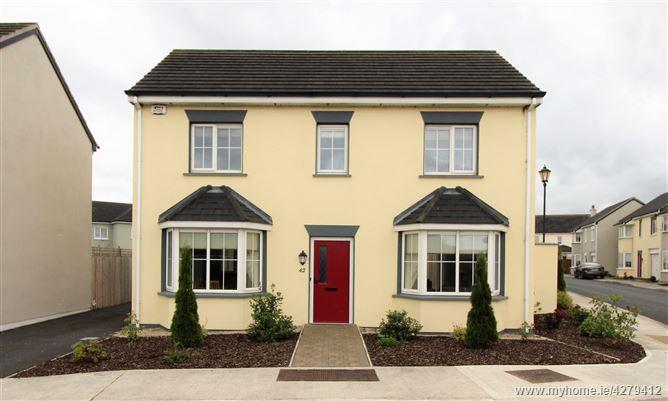 42 Clonboyne Close, Portlaoise, Laois