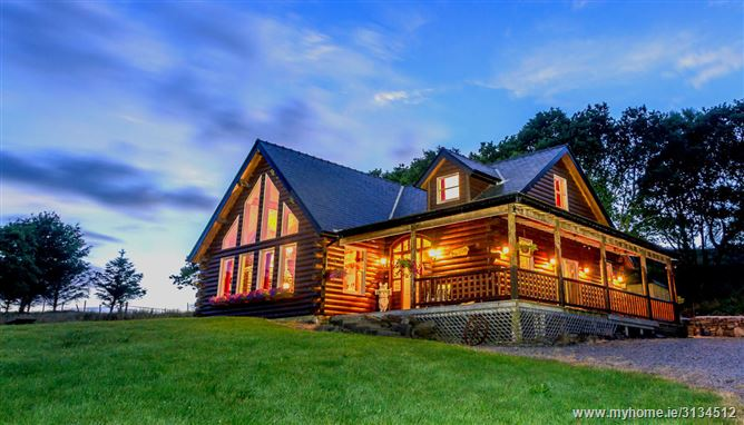 Main image for Luxury Log Cabin,Liscarney Westport Co Mayo  Ireland