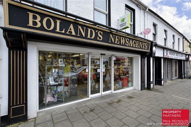 Bolands Newsagents, Main Street, Ballybofey, Donegal