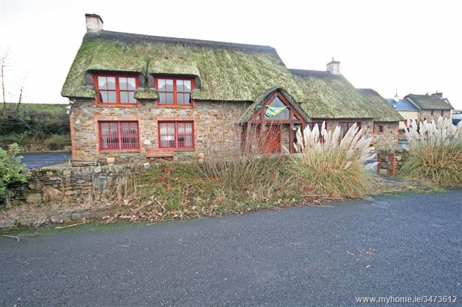 Mary Deeneys Bar & Restaurant, With Holiday Cottages, Ture, Muff, Donegal