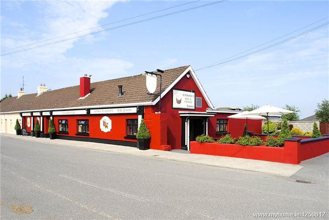 Kirwan's Bar & Off-Licence, Restaurant/Residential Accom., Kill, Co Waterford