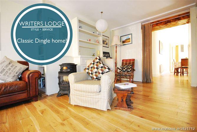 Main image for Writer's Lodge ,19 John Street, Dingle, Kerry