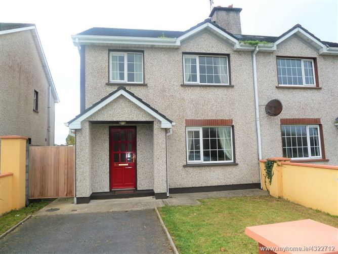 No. 51 Meadow Park, Westport Road , Castlebar, Mayo