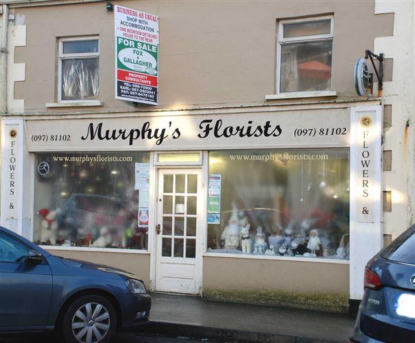 Main image for Murphy's Florists, Main Street, Belmullet, Mayo