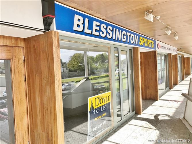 Photo of First Floor Unit 2, Blessington Shopping Centre, Blessington, Wicklow
