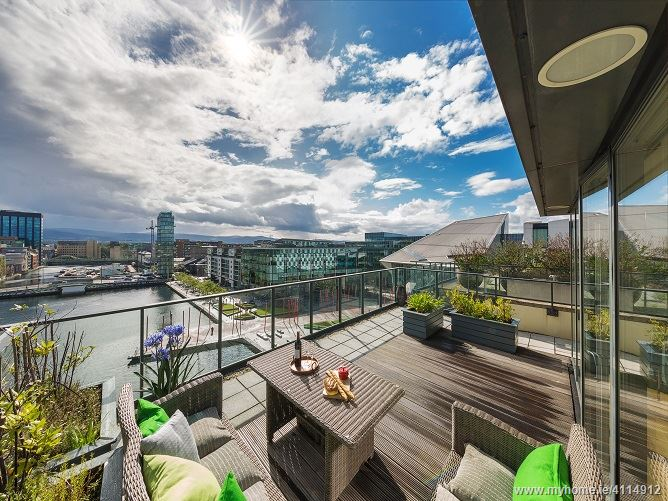 The Penthouse at Hanover Quay, 28 Hanover Dock, Grand Canal Dk, Dublin 2