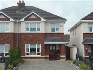 Main image of 34 Newcastle Woods Drive, Enfield, Meath