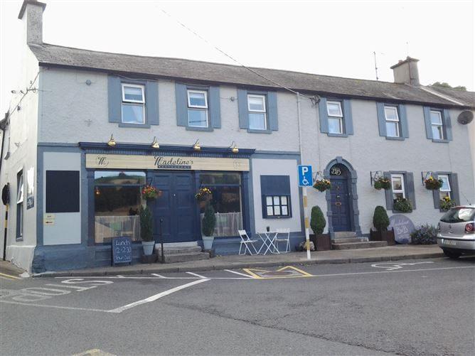 Main image for Madelines B&B with Adjoining Restaurant, Dwyer Square, Tinahely, Wicklow