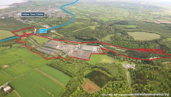 Main image for Avoca River Business Park, Beech Road, Arklow