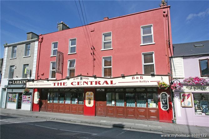Photo of The Central Bar, Restaurant&Hostel, Main Street, Miltown Malbay, Co Clare