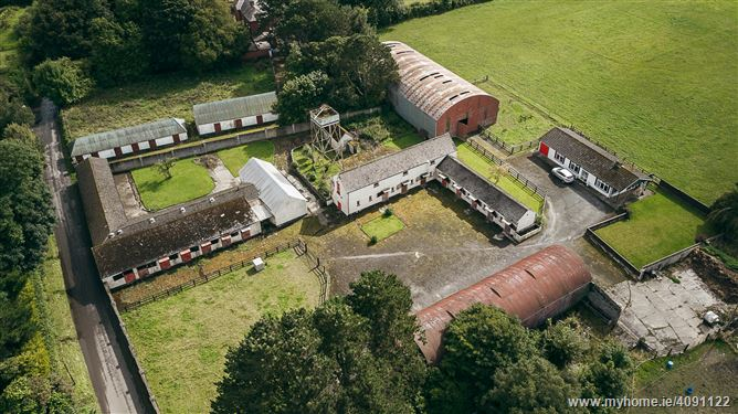 Pollardstown Stables, Curragh, Kildare