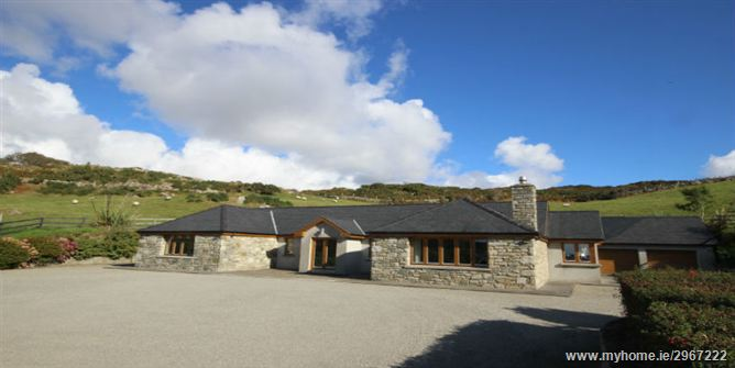 Atlantic View Lodge, Clifden, Co  Galway