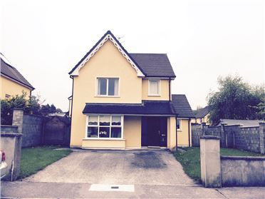 1 The Crescent, College Wood, Mallow, Cork