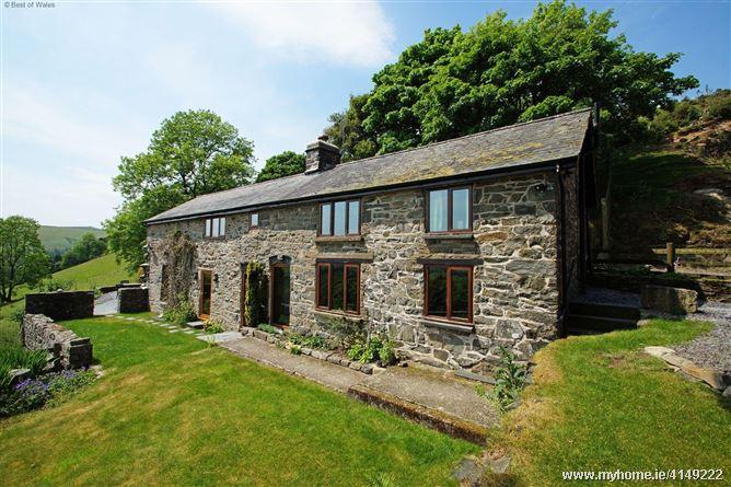Foel Fach,Machynlleth, Powys, Wales