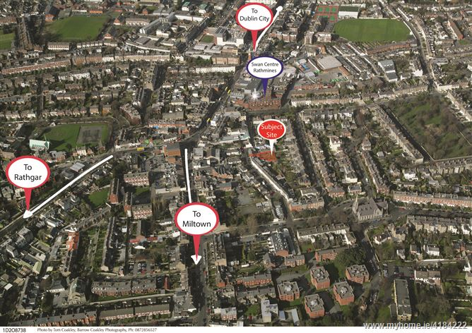 Residential Development Site, rear of 15 Church Gardens, Rathmines, Dublin 6